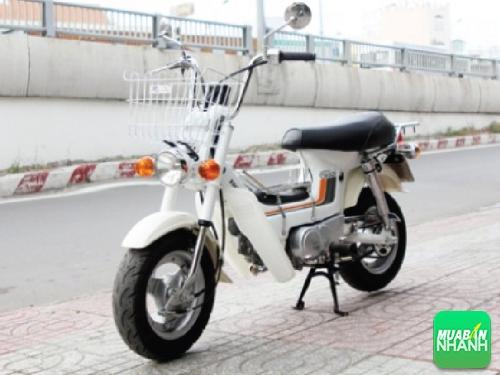Những lưu ý khi đi xe Honda Chaly 50 dưới trời nắng nóng, 298, Bich Van, Chuyên trang Xe Máy của MuaBanNhanh, 21/03/2016 14:34:53