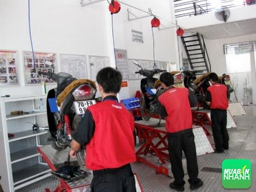 Kinh nghiệm bảo dưỡng xe máy cũ Exciter 150, 303, Tiên Tiên, Chuyên trang Xe Máy của MuaBanNhanh, 15/09/2016 13:38:35