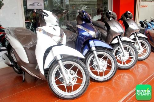 Cách định giá khi mua xe máy Honda Sh Mode cũ, 311, Tiên Tiên, Chuyên trang Xe Máy của MuaBanNhanh, 15/09/2016 11:18:53