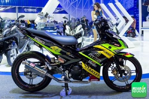 Mẫu xe Yamaha Exciter 150 độ đẹp, 326, Tiên Tiên, Chuyên trang Xe Máy của MuaBanNhanh, 15/09/2016 13:41:15