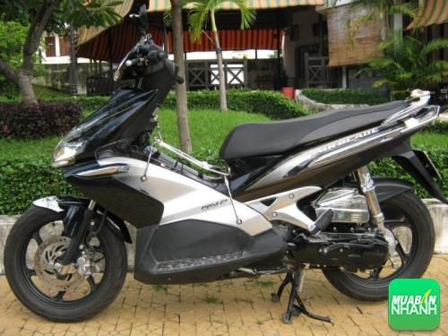 Nên mua xe máy cũ Yamaha Grande hay Honda Air Blade?, 362, Uyên Vũ, Chuyên trang Xe Máy của MuaBanNhanh, 15/09/2016 14:07:06