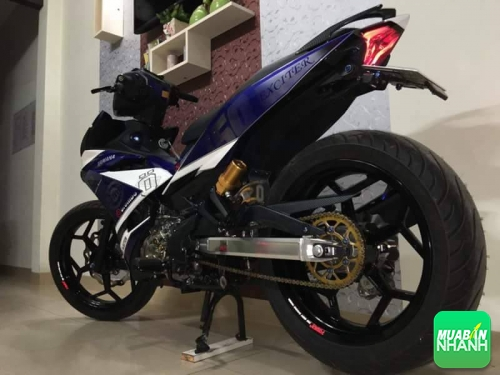 Đánh giá chi tiết xe côn tay Yamaha Exciter 150 dẫn đầu phân khúc xe côn tay, 378, Uyên Vũ, Chuyên trang Xe Máy của MuaBanNhanh, 15/09/2016 13:49:01