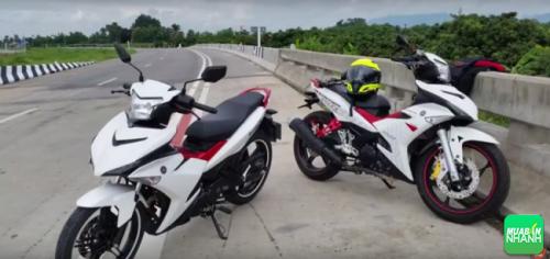 So sánh 2 chiếc xe côn tay chủ lực Exciter 150 và Exciter 175 của Yamaha