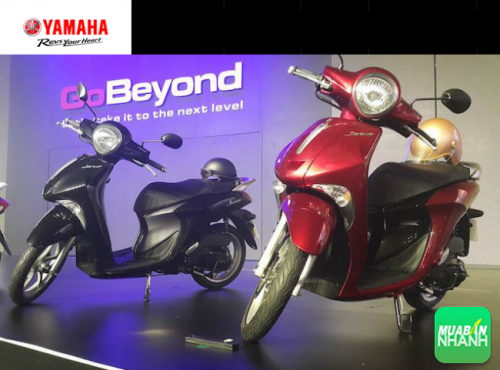 Giá xe Yamaha Janus 2016