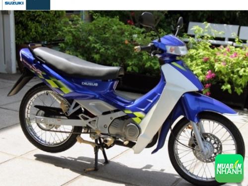 """Tại sao xe máy Su """"Xì-po"""" (Suzuki Sport) được cho là mẫu xe đặc biệt nhất tại Việt Nam?, 415, Uyên Vũ, Chuyên trang Xe Máy của MuaBanNhanh, 17/09/2016 09:41:07"""