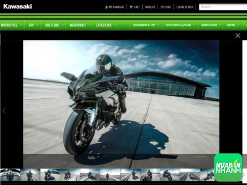 Mô tô Kawasaki Ninja H2 giá hơn 1 tỷ đồng tại Việt Nam, 442, Uyên Vũ, Chuyên trang Xe Máy của MuaBanNhanh, 21/09/2016 09:38:17