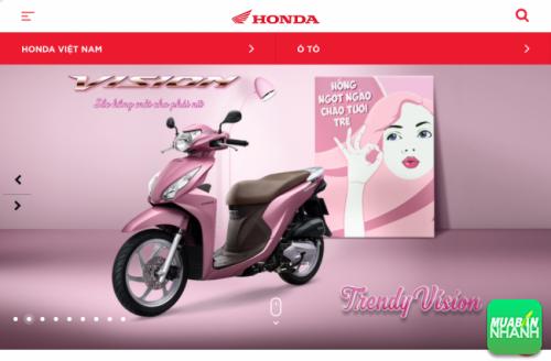 Honda Vision 2016