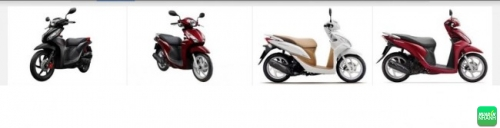 xe máy Honda Vision 2016
