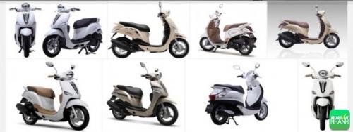 xe máy Yamaha nozza