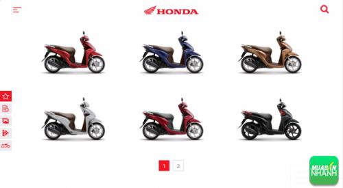 Những lưu ý quan trọng khi mua xe Honda Vision 2016 trả góp