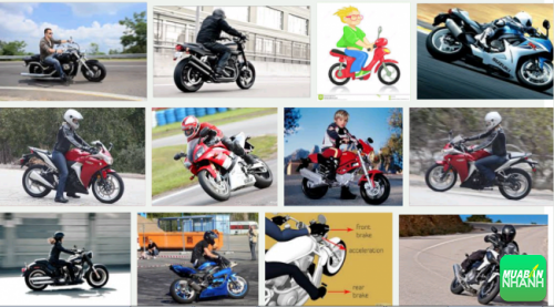 Những nguyên tắc lái xe máy an toàn không thể không biết
