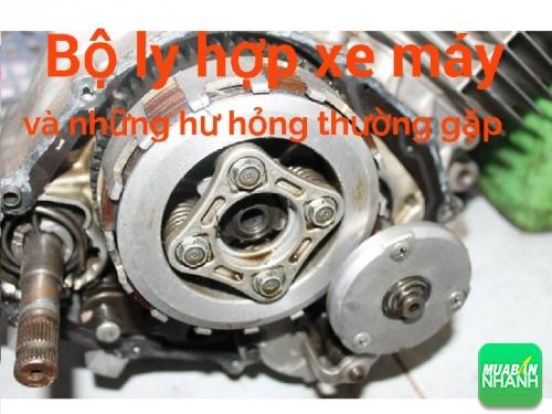 Những hư hỏng trên bộ ly hợp xe máy chớ xem thường, 520, Uyên Vũ, Chuyên trang Xe Máy của MuaBanNhanh, 31/10/2016 14:09:58