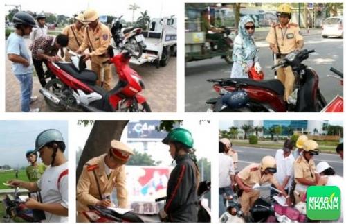Mức phạt cho người điều khiển ôtô, xe máy không mua bảo hiểm