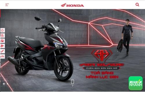 Đánh giá xe máy Honda Air Blade 2018, 541, Uyên Vũ, Chuyên trang Xe Máy của MuaBanNhanh, 20/12/2017 17:33:39