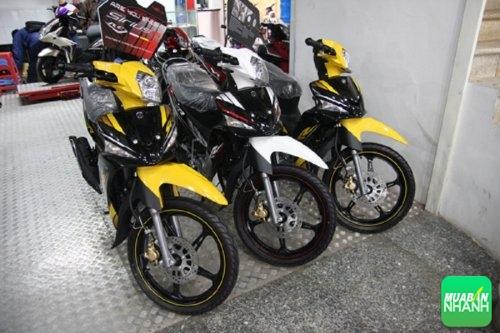 Có nên mua xe máy Yamaha Sirius Fi mới?, 387, Tiên Tiên, Chuyên trang Xe Máy của MuaBanNhanh, 15/09/2016 13:55:26