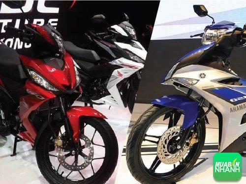 Đánh giá chi tiết 2 dòng xe Winner 150 vs Exciter 150cc từ mua bán nhanh 5 giây, 338, Bich Van, Chuyên trang Xe Máy của MuaBanNhanh, 15/09/2016 13:44:09