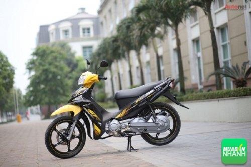 Điều cần biết khi mua xe máy Yamaha Sirius Fi, 389, Tiên Tiên, Chuyên trang Xe Máy của MuaBanNhanh, 15/09/2016 13:54:57