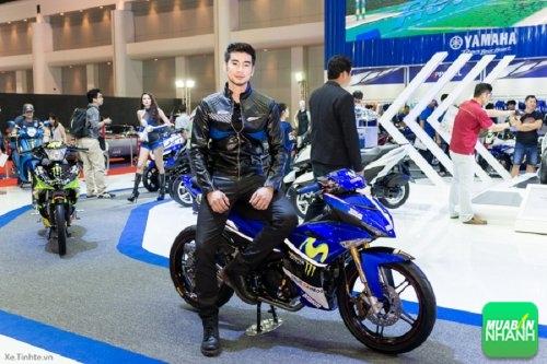 Đối thủ đáng gờm của xe máy Yamaha Exciter 150 lộ diện, 397, Tiên Tiên, Chuyên trang Xe Máy của MuaBanNhanh, 15/09/2016 13:52:20