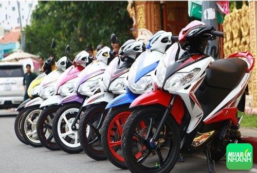 Giá xe máy Suzuki, 129, Tiên Tiên, Chuyên trang Xe Máy của MuaBanNhanh, 22/04/2016 16:02:40