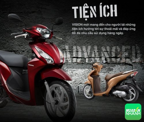 Trung tâm xe máy đánh giá Honda Vision 2016, 341, Tiên Tiên, Chuyên trang Xe Máy của MuaBanNhanh, 15/09/2016 11:42:48